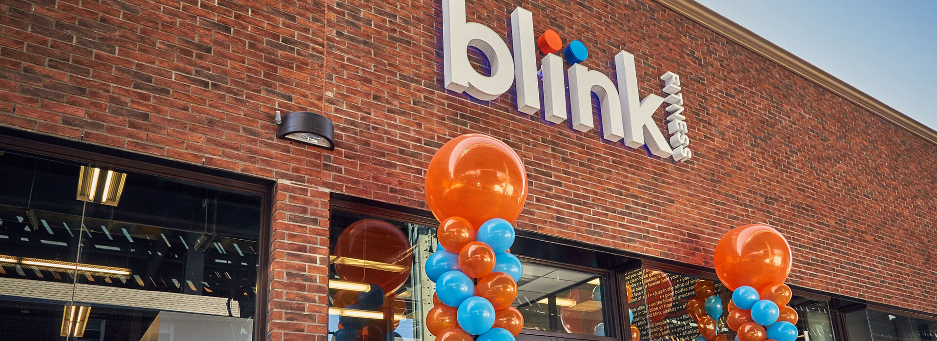 Blink Fitness exterior photo