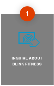 Inquire About Blink Fitness
